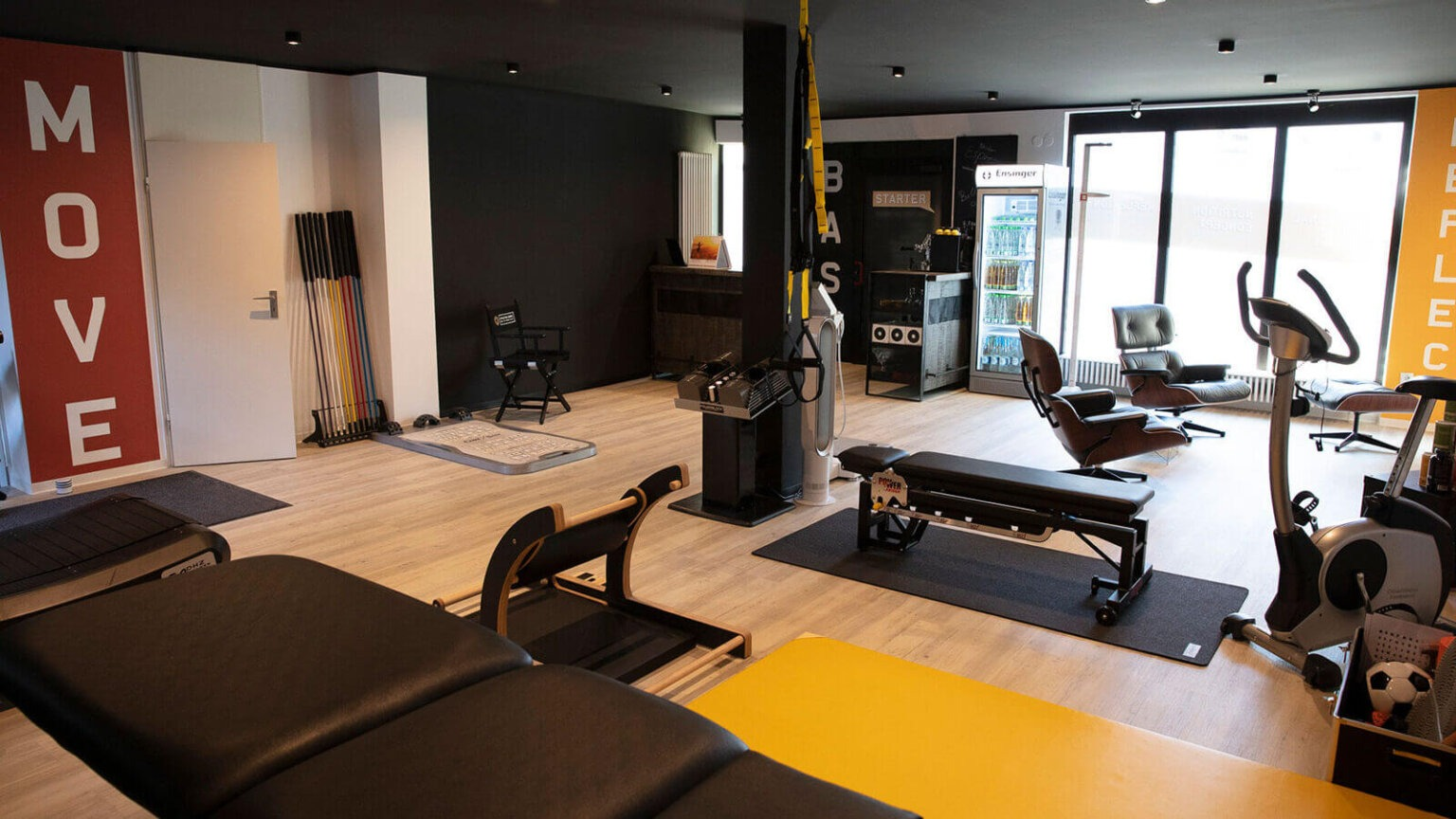Personal Training Stuttgart Coaching Area